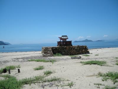 宮島探険サマ~キャンプ2010!!_e0036217_705546.jpg