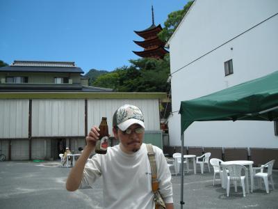 宮島探険サマ~キャンプ2010!!_e0036217_7559100.jpg
