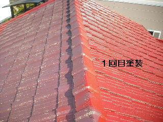 セメント瓦塗装工事_f0031037_21124019.jpg