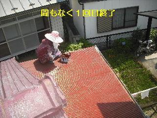 セメント瓦塗装工事_f0031037_2193810.jpg