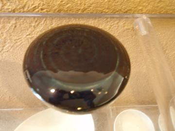 臼田けい子さんの瑠璃、紺 、白のうつわたち_b0132442_17224280.jpg