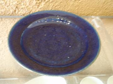 臼田けい子さんの瑠璃、紺 、白のうつわたち_b0132442_17313380.jpg