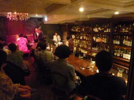 2010-07-22 中村誠一カルテット@銀座「Bar Chase」_e0021965_11572345.jpg