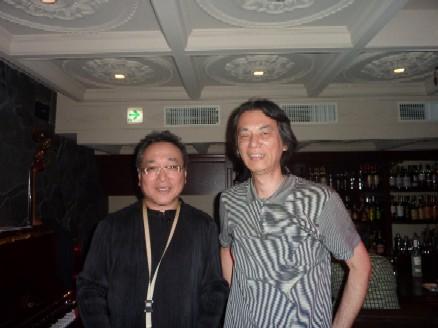 2010-07-22 中村誠一カルテット@銀座「Bar Chase」_e0021965_11582081.jpg