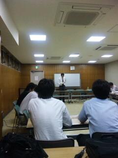 No.1046 7月22日(木):古屋さん講演会。_b0113993_22392962.jpg