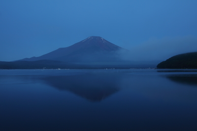 赤富士現る_c0193896_11432150.jpg