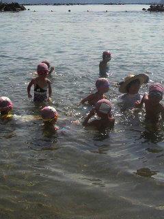 海合宿最後の海を満喫_b0117125_12503543.jpg