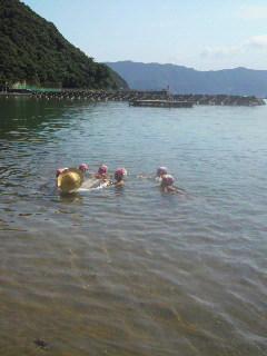 海合宿最後の海を満喫_b0117125_12505447.jpg