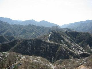 北京  2004 万里の長城_d0158258_12281844.jpg