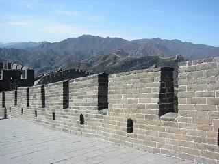 北京  2004 万里の長城_d0158258_1228452.jpg