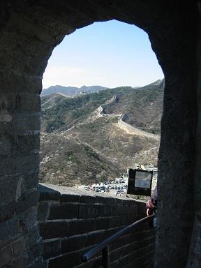 北京  2004 万里の長城_d0158258_1238122.jpg