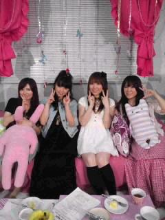 「Girls Night」 に出演しました☆_f0143188_18234297.jpg