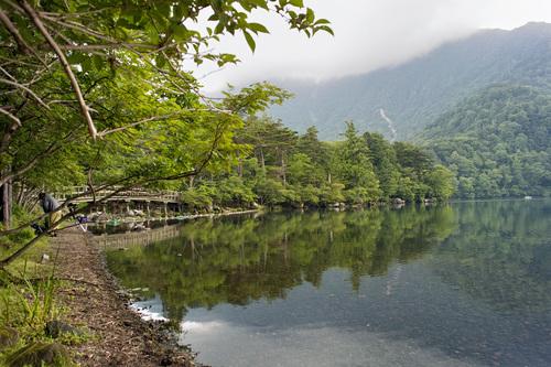 夏の湖を釣る_c0095801_18243573.jpg
