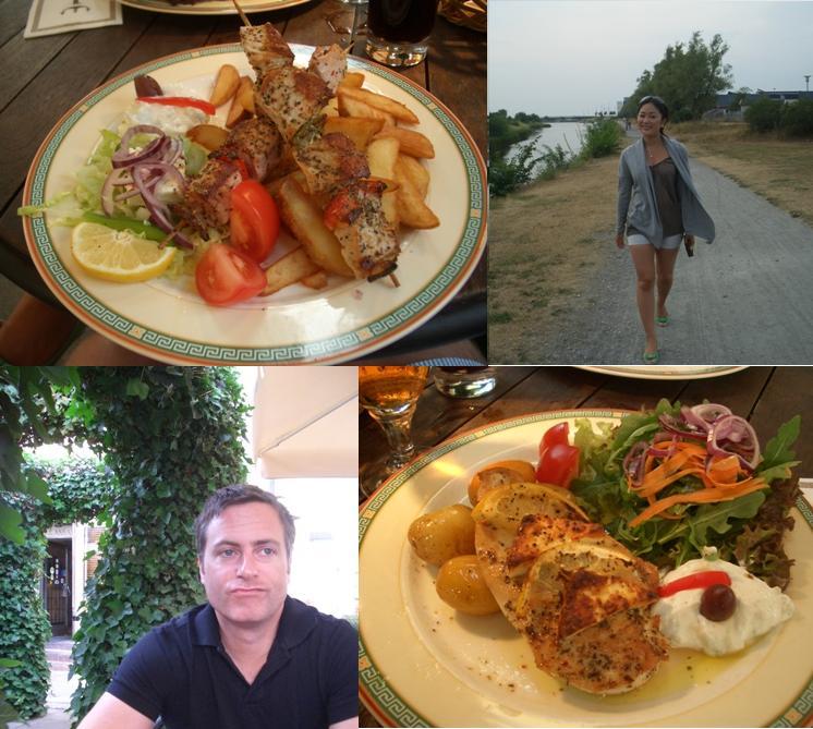 グリーク レストランへ_a0159707_19452170.jpg