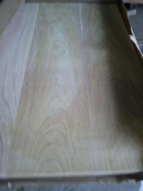 ケヤキのテーブル_c0124828_231531.jpg