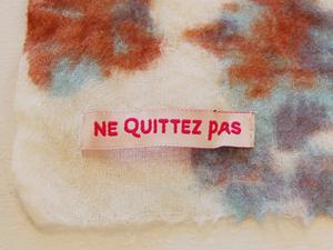 "NE QUITTEZ PAS 新作ストールと""mio.y""カタログーー♪♪ by  TERUMI_f0053343_22462782.jpg"