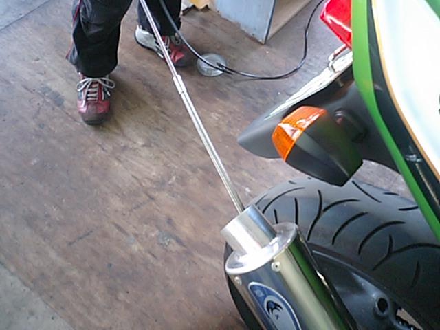 ZRX1200車検整備!_e0114857_2357480.jpg