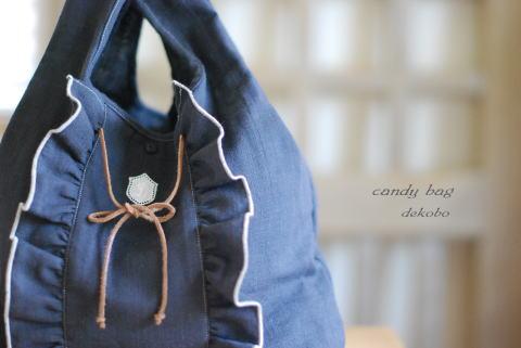 キャンディー型のeco bag_d0091671_1154854.jpg