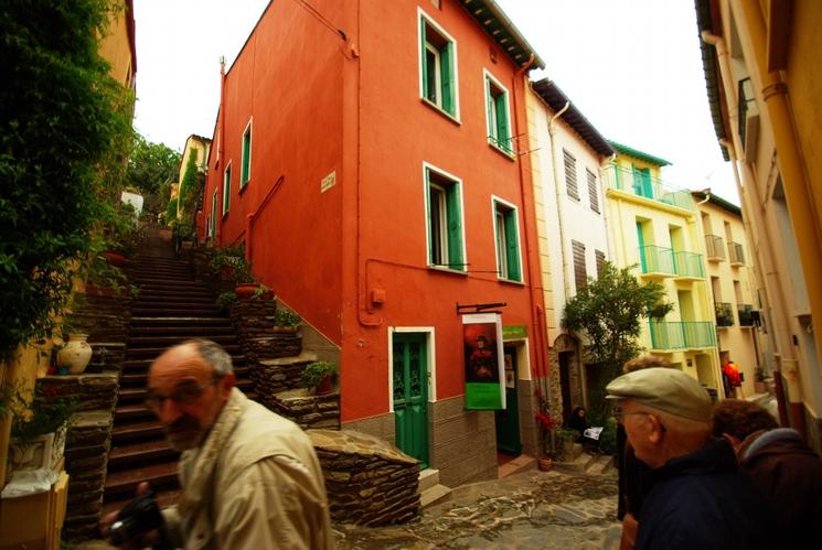 コリウールの色 - Couleurs de Collioure_b0108109_112405.jpg
