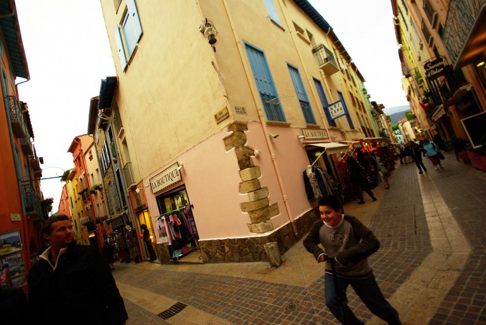 コリウールの色 - Couleurs de Collioure_b0108109_11244869.jpg