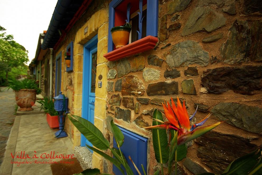 コリウールの色 - Couleurs de Collioure_b0108109_11305060.jpg