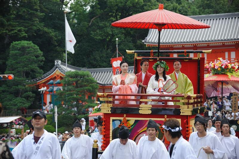 祇園祭・花笠巡行 ダイジェスト_f0032011_19441181.jpg