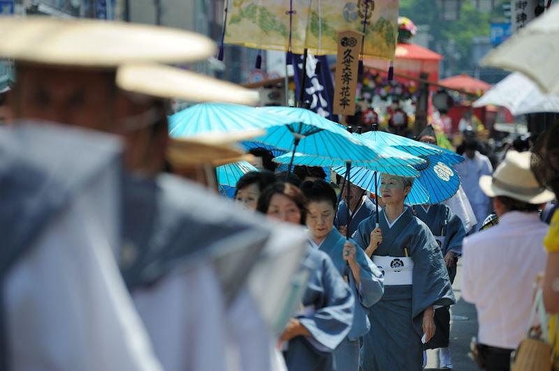 祇園祭・花笠巡行 ダイジェスト_f0032011_19444971.jpg