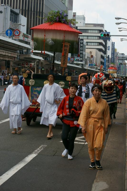 祇園祭花傘巡行 (後)_e0177413_10545034.jpg
