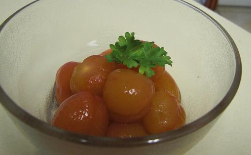 トマトのマリネの作り方。_c0119140_1201466.jpg