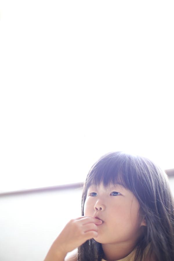 真夏の休日の昼下がり ~「となりのトトロ(録画)」にはまる娘~_b0157849_14431713.jpg