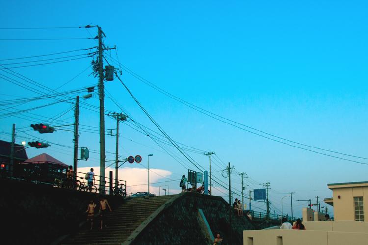 由比ヶ浜風景。_b0022268_9111981.jpg