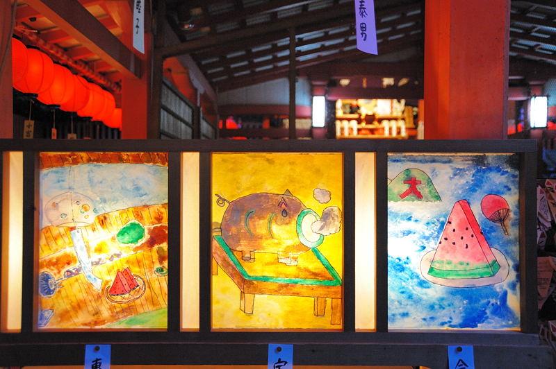 伏見稲荷大社 宵宮祭 ダイジェスト_f0032011_1915246.jpg