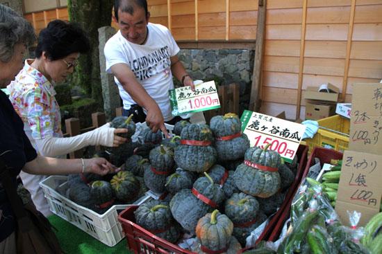 安楽寺 鹿ケ谷かぼちゃ供養_e0048413_16241775.jpg