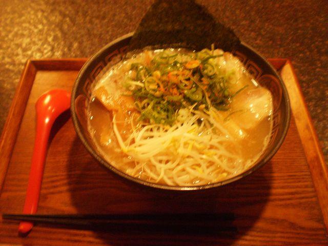 チャーシュー麺@まるい_a0117520_065634.jpg