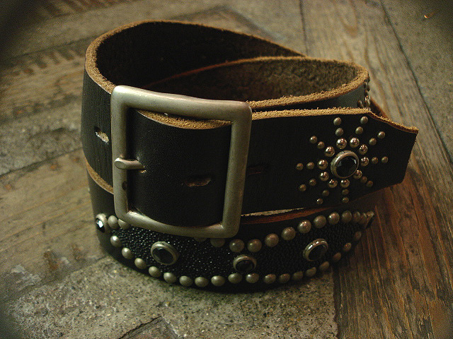 "NEW : HOLLYWOOD TRADING COMPANY [HTC] OCT BUCKLE & CRAZY ""SB\"" BRACELET _a0132147_22392057.jpg"