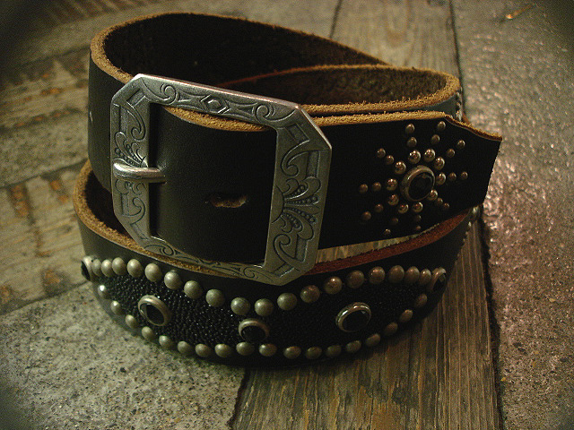 "NEW : HOLLYWOOD TRADING COMPANY [HTC] OCT BUCKLE & CRAZY ""SB\"" BRACELET _a0132147_22395018.jpg"