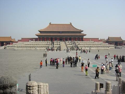 北京  2004 世界遺産とトイレ_d0158258_12255458.jpg