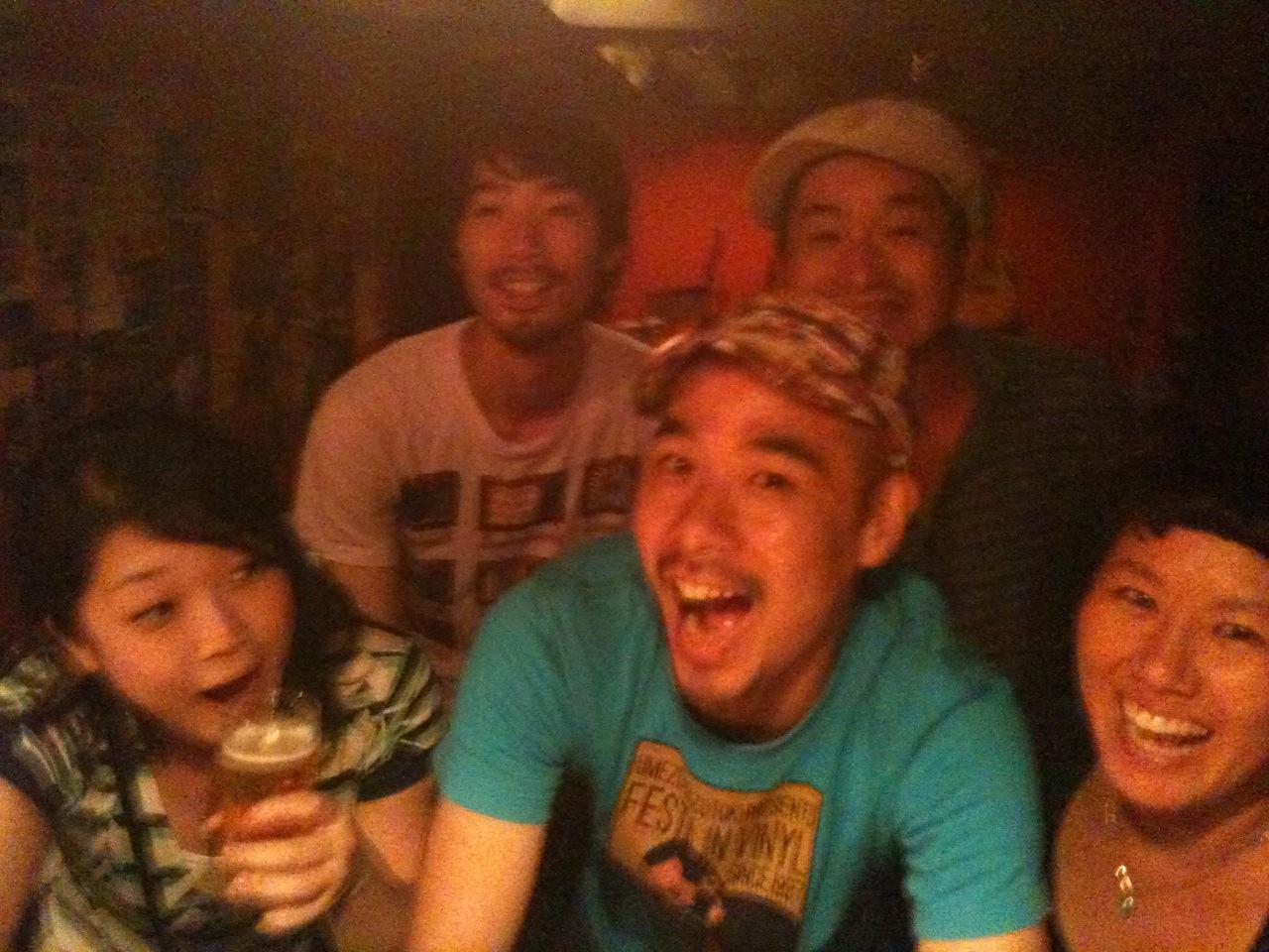 レコ発ライブ終了〜_c0174484_20324037.jpg