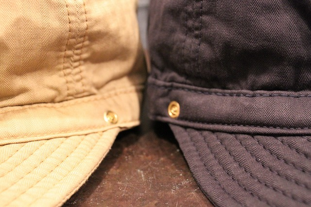 DECHO bikers cap と kome cap_d0121303_1334346.jpg
