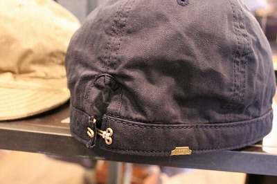 DECHO bikers cap と kome cap_d0121303_13351196.jpg