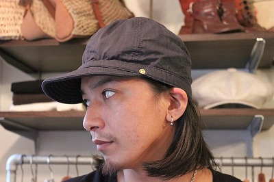 DECHO bikers cap と kome cap_d0121303_1336528.jpg
