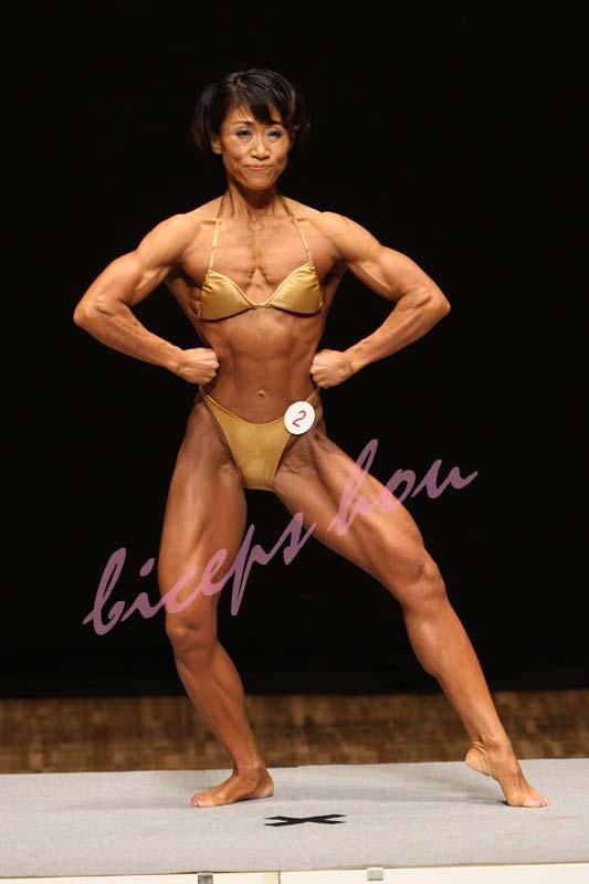 日本クラス別 女子52kg級 1位 足立晃子選手_b0074818_2110168.jpg