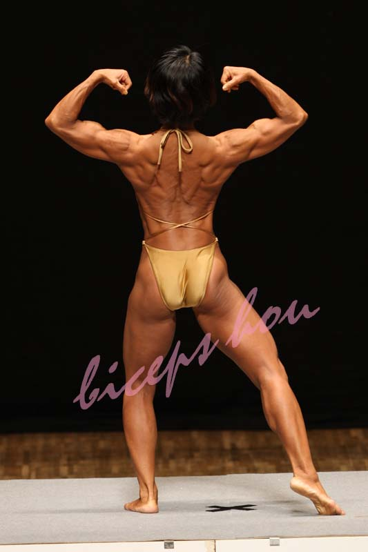 日本クラス別 女子52kg級 1位 足立晃子選手_b0074818_21102740.jpg