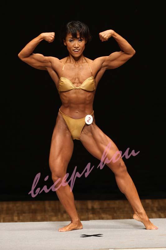 日本クラス別 女子52kg級 1位 足立晃子選手_b0074818_2193940.jpg
