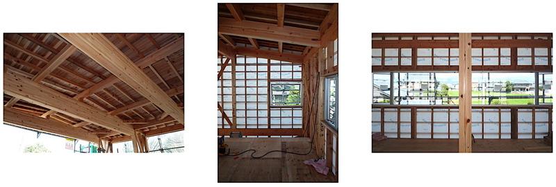 現場レポート  garage-T 空間の輪郭_f0165030_16423951.jpg