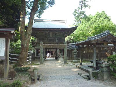 桜井神社(1)嵐の中で岩戸が開いた_c0222861_21461640.jpg