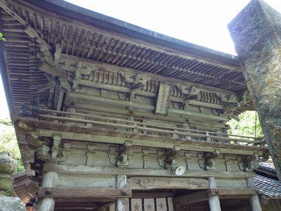 桜井神社(1)嵐の中で岩戸が開いた_c0222861_21465182.jpg