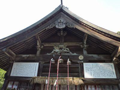 桜井神社(1)嵐の中で岩戸が開いた_c0222861_2148146.jpg