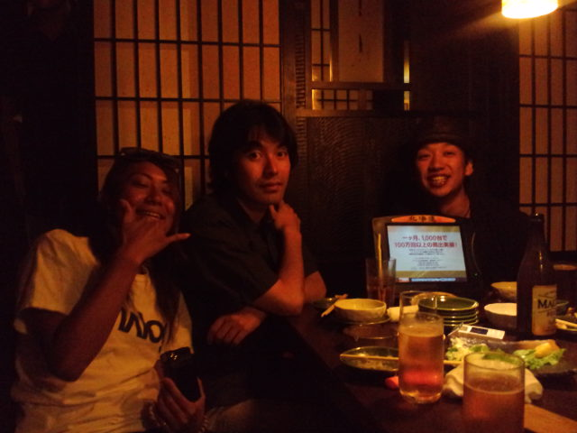 渋谷でワイワイお誕生日会~♪_c0151965_2352998.jpg