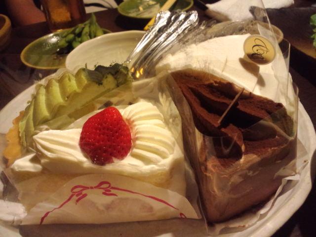 渋谷でワイワイお誕生日会~♪_c0151965_2361936.jpg